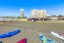 Mackenzie Beach, Larnaca, Cyprus