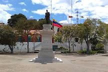 Plaza Bolivar, Ciudad Bolivar, Venezuela