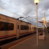 Железнодорожная станция  Port Aventura