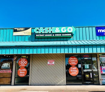 Cash & Go Payday Loans Picture