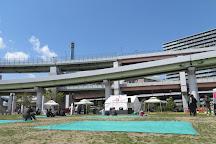Minato no Mori Park, Kobe, Japan