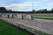 Shawfield Greyhound Stadium, Glasgow, United Kingdom