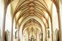 St. Jakob, Burghausen, Germany