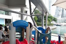 Prive Waterfront Bar, Singapore, Singapore