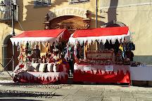 Piazza del Mercato, Domodossola, Italy