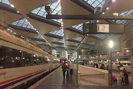 Автобусная станция   Zaragoza