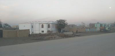 Wais Qarni masjid مسجد ویس قرنی