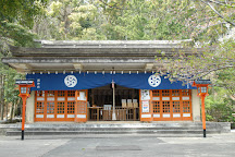 Fuchi Shrine, Nagasaki, Japan