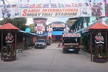 Chaweng Boxing Stadium, Chaweng, Thailand