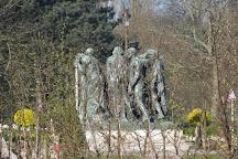The Burghers of Calais, Calais, France
