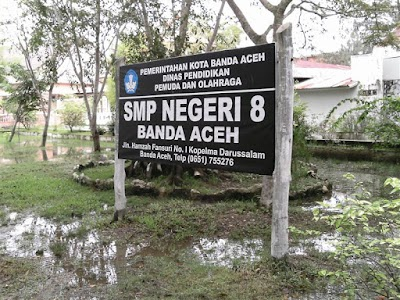 Mushalla Smpn 8 Aceh
