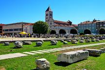 Church of St. Donat, Zadar, Croatia