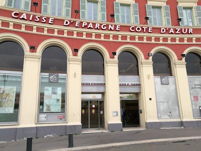 Caisse d'Epargne Nice Massena