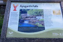 Aysgarth Falls, Aysgarth, United Kingdom