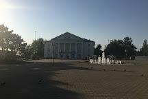 Temryuk Historical Archaeological Museum, Temryuk, Russia