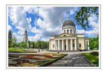 "The Metropolitan Cathedral ""Nativity of the Lord"", Chisinau, Moldova"