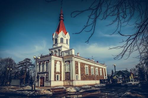 PANEVĖŽIO ŠVČ. Trinity Church