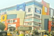 Skywalk (ampa Mall), Chennai (Madras), India