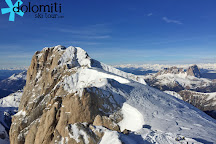 Dolomiti Ski Tour, Canazei, Italy