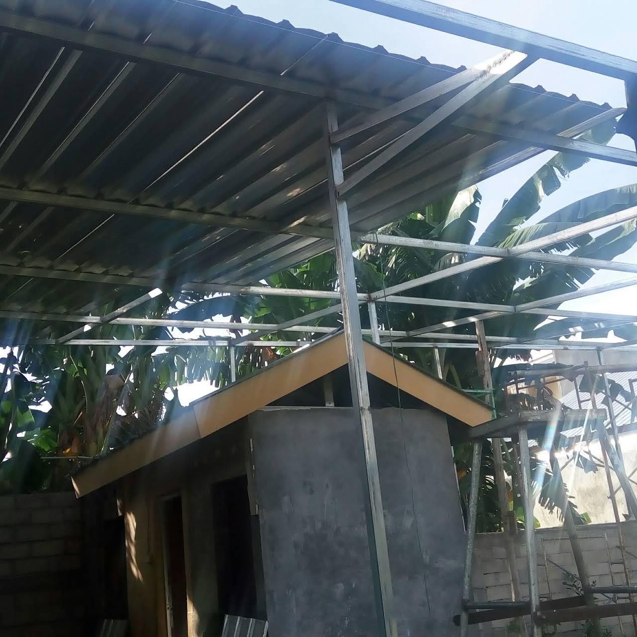 Bengkel Las Bang Mahudin Metal Working Shop
