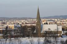Skoger Old Church, Drammen, Norway
