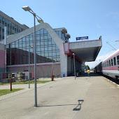 Железнодорожная станция  Craiova