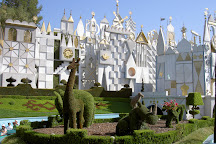 It's a Small World, Anaheim, United States