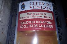 Scoletta dei Calegheri, Venice, Italy