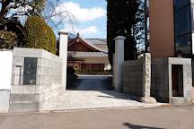 Tengen-ji Temple, Yanaka, Japan