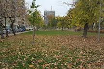 II. Janos Pal papa Square, Budapest, Hungary