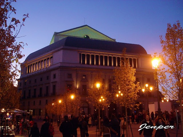 Restaurante la Cantina del Teatro Real