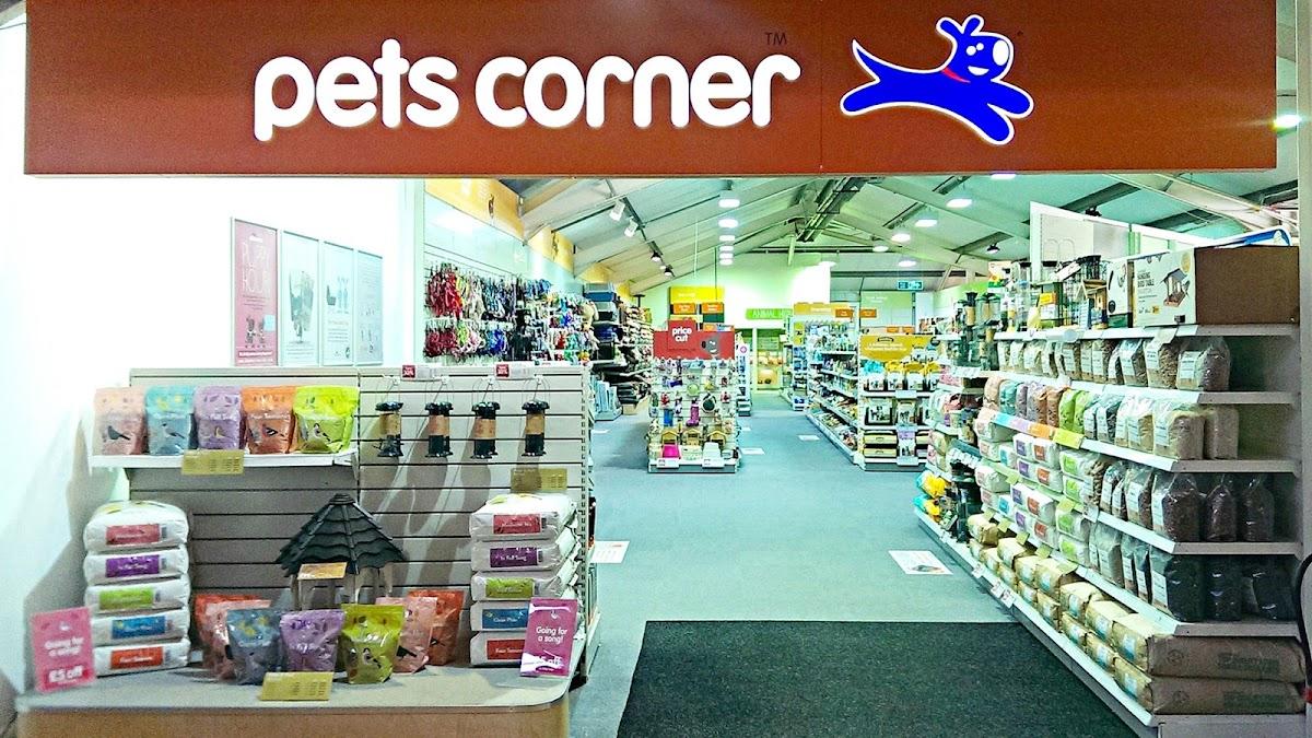 Pets Corner Ditchling store