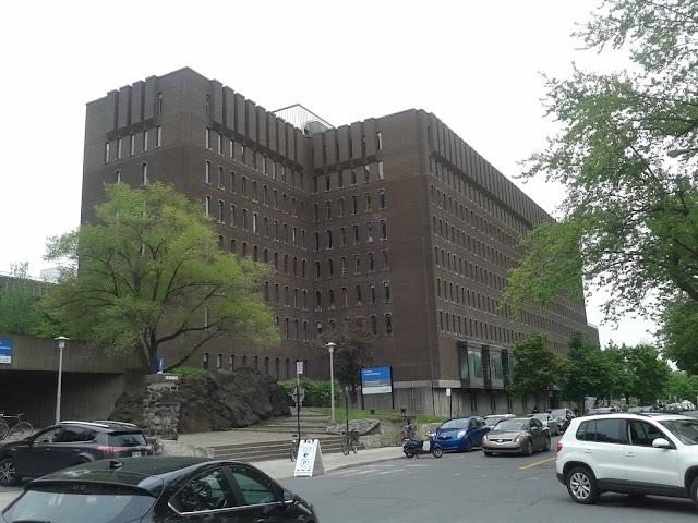 Université de Montréal - Pavillon Lionel-Groulx