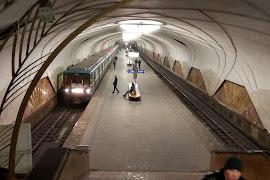Станция метро  Aeroport