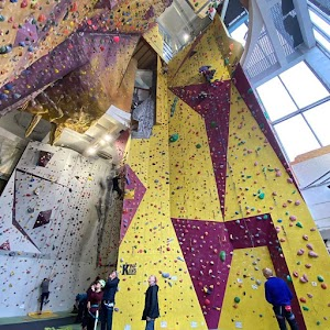 KendalWall, Lakeland Climbing Centre