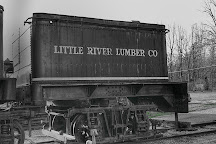 The Little River Railroad and Lumber Company Museum, Townsend, United States