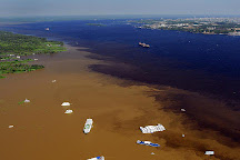 Meeting of Waters, Manaus, Brazil
