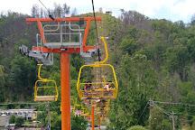 Gatlinburg SkyLift Park, Gatlinburg, United States