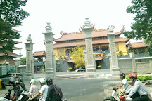 Quoc Tu Pagoda, Ho Chi Minh City, Vietnam