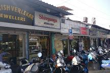 Margao Market, Margao, India