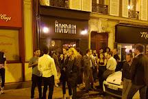 Le Mondain, Paris, France