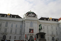 Michaelerplatz, Vienna, Austria
