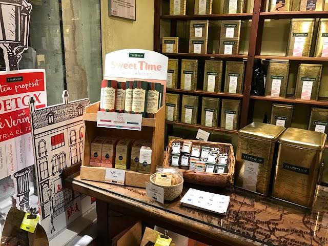 Tea Centre of Barcelona - Tea Shop