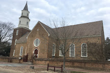 Bruton Parish Episcopal Church, Williamsburg, United States