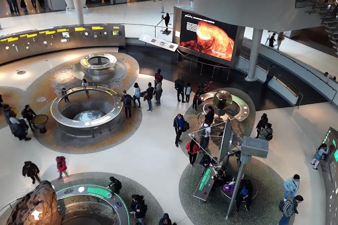 Visit Hayden Planetarium on your trip to New York City