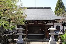 Honseiji Temple, Nagano, Japan