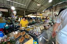 Maeklong Railway Market (Talad Rom Hub), Mae Klong, Thailand
