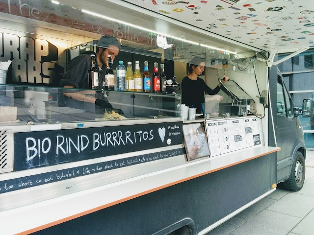 Wrapstars - Food Truck & Guerilla Catering
