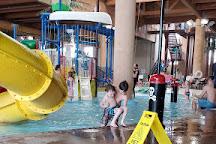 'Boji Splash Indoor Waterpark Okoboji, Arnolds Park, United States