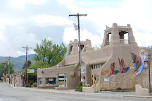 Taos County Courthouse Murals, Taos, United States